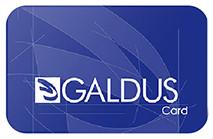 RICHIEDI LA GALDUS CARD