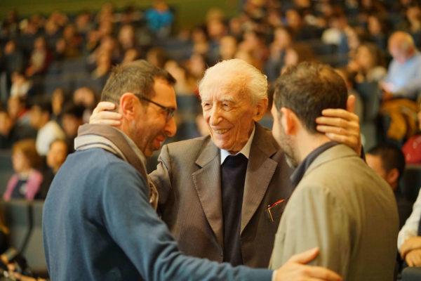 Franco Loi con Massimiliano Mandorlo e Paolo Senna_tn