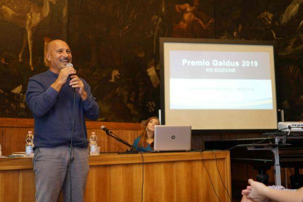 Diego Montrone, Presidente di Galdus, Premio Galdus 2019 (3)