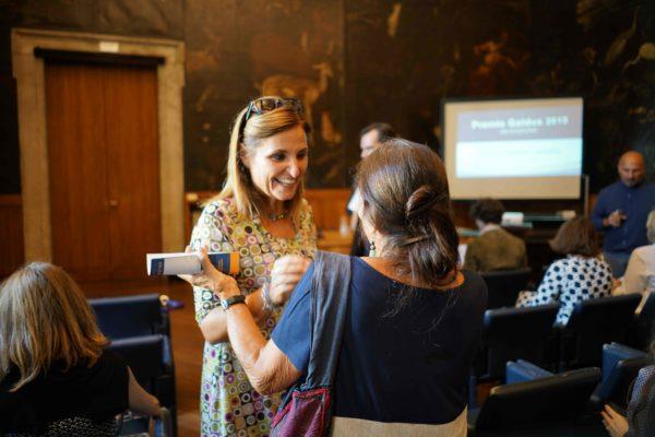 Paola Missana, Direttore scuola professionale Galdus, Premio Galdus 2019 (2)